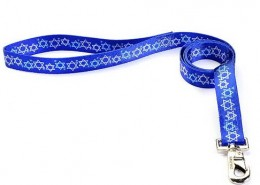 6-Foot Star of David Dog Leash