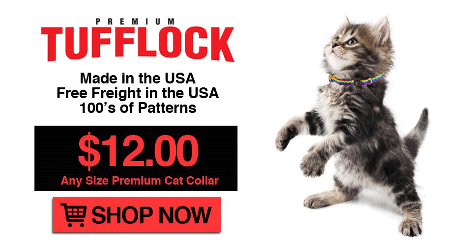 Premium Cat Collars