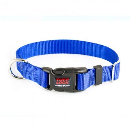 Premium TuffLock - Plastic Buckle Dog Collar - 04001.ROYALBLUE.MAIN_resize