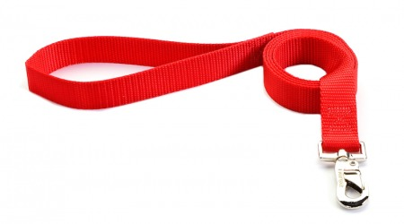 6' leash red-tufflock