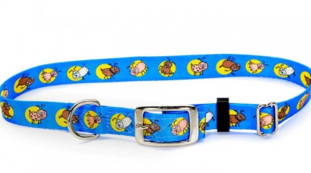 Crazy Critters Dog Collars