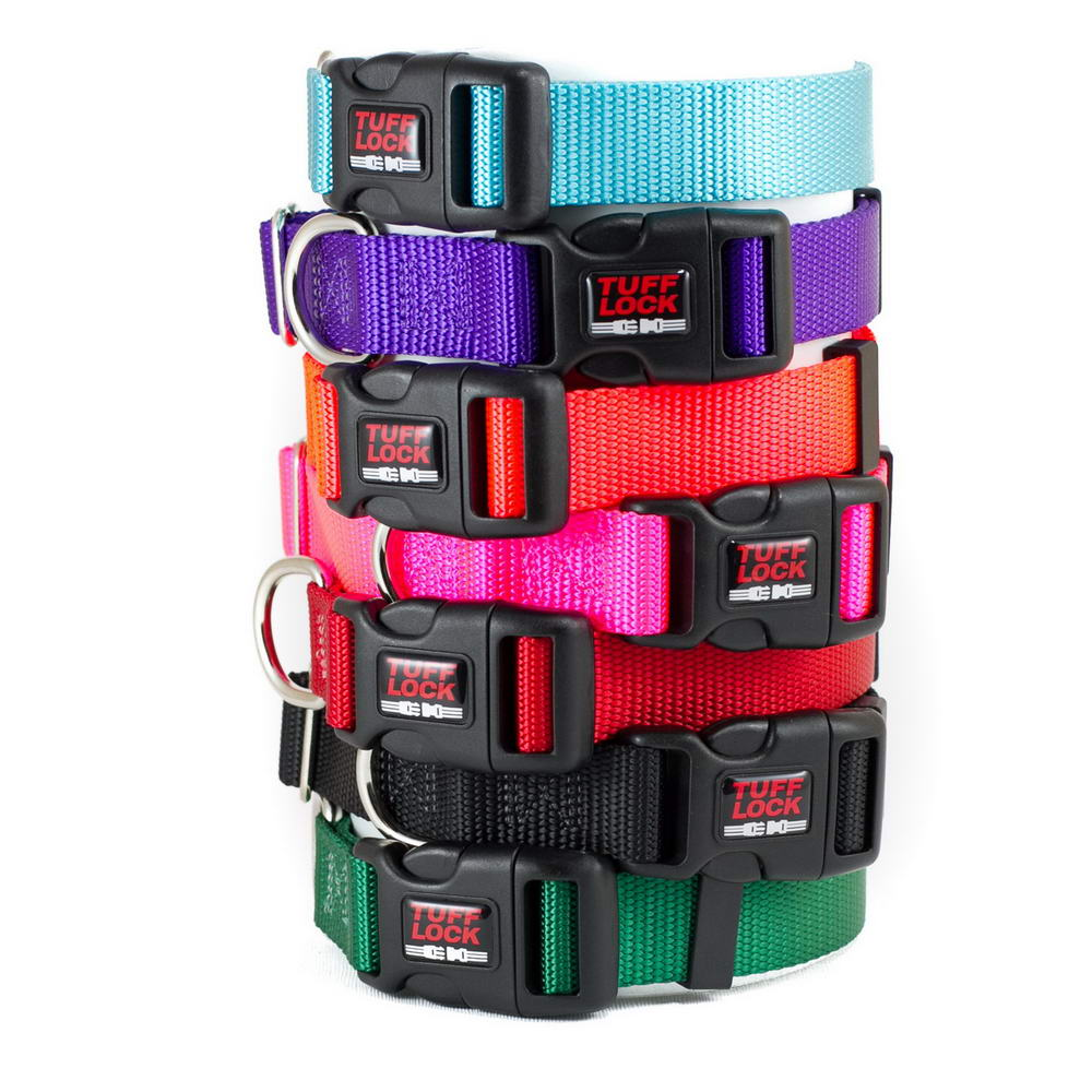 Premium TuffLock Dog Collars